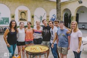 AP lengua y cultura española en Cádiz