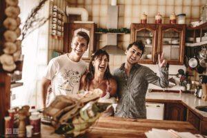 Alojamiento en familia española - estudiar en España