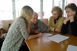 Altenpflege - Freiwilligenarbeit in Spanien