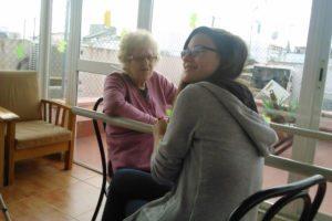 Altenpflege - Gemeinnützige Arbeit in Spanien
