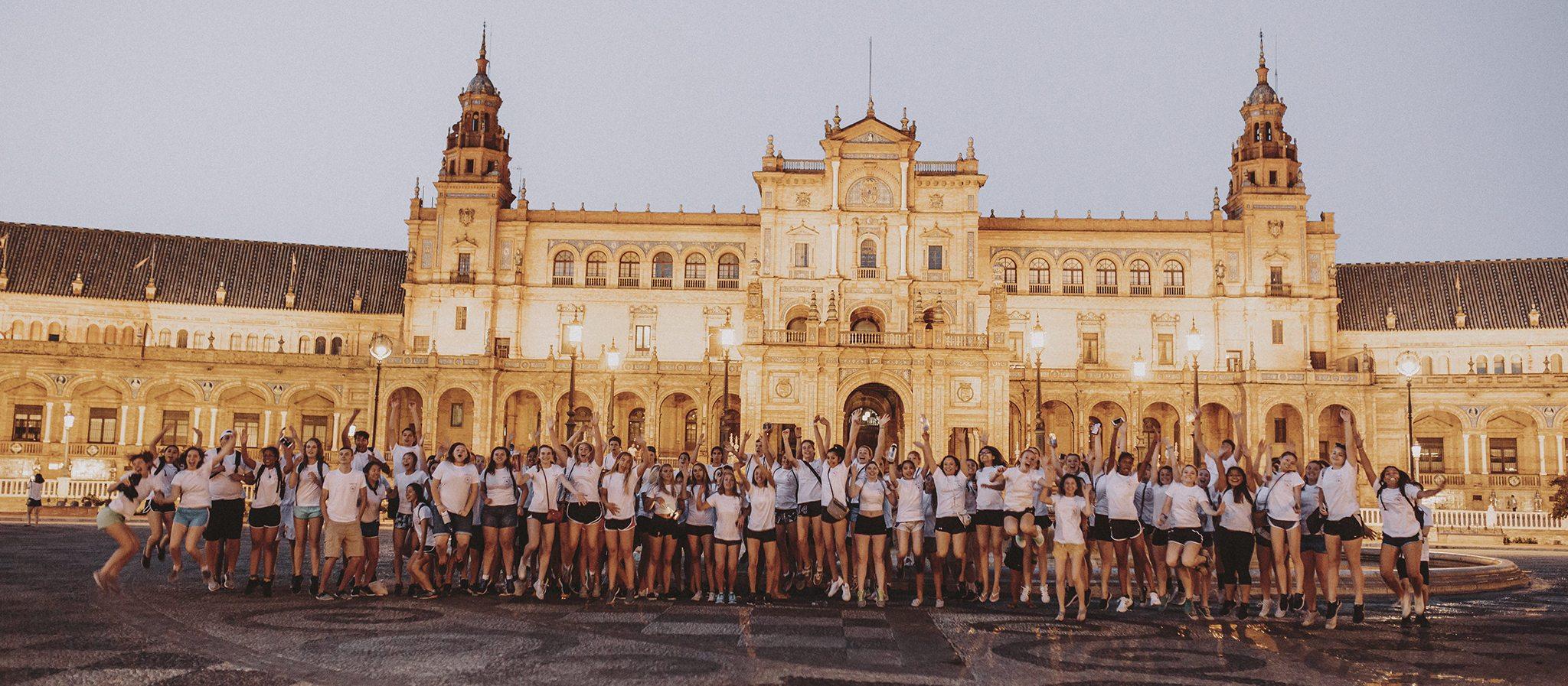 Sprachaufenthalt in Sevilla