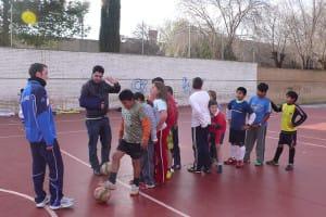 Ayuda a la comunidad en España