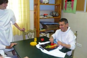 Ayuda a la comunidad en Sevilla