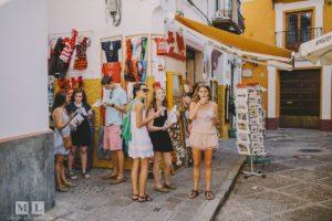 Circuit culturel en Espagne