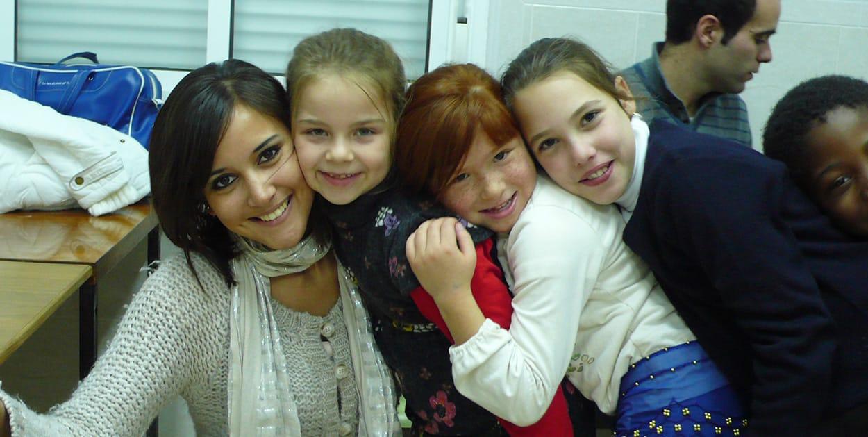 Programa de voluntariado en España