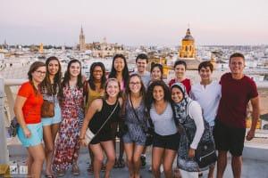 Cursos de español intensivo en Sevilla