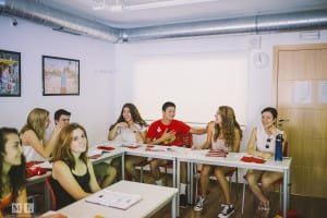 Español para jóvenes en Cádiz