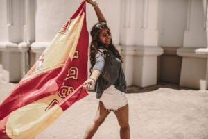 Estudiante en Sevilla - estudiar en España