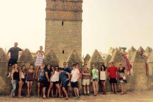 Excursion au Port de Santa María - Étudier en Espagne