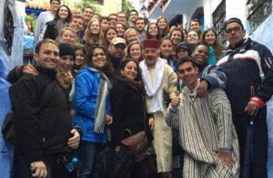 Excursión en Marruecos - estudiar en España