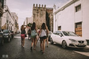 Excursiones - curso de español para jóvenes en Cádiz