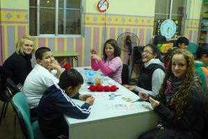 Leiste gemeinnützige Arbeit in Spanien