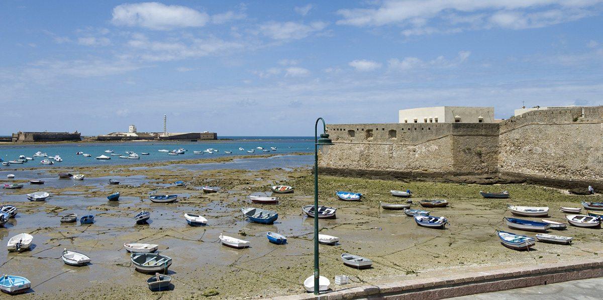 Lerne Spanisch in Cadiz