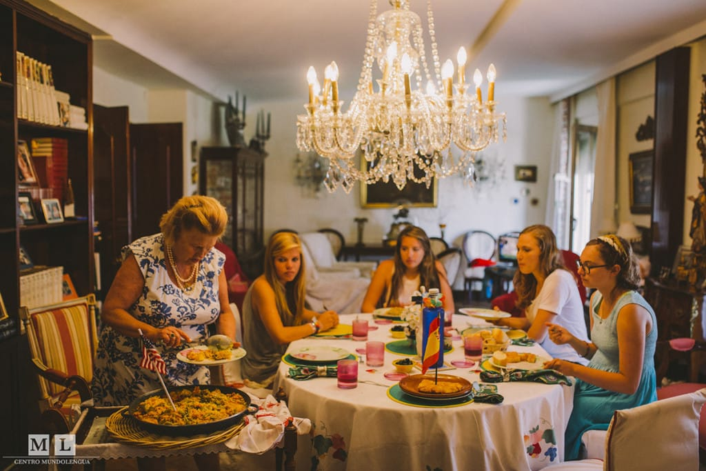 Homestay programs in Spain