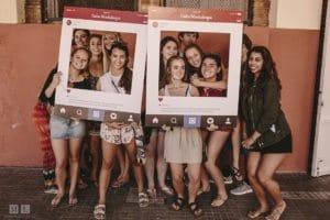 Nuevos amigos - curso de español para jóvenes en Cádiz