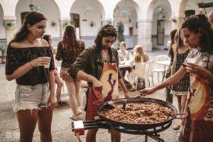 Paella kochen - AP-Vorbereitungskurs Spanisch