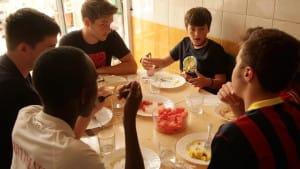 Programa de AP Literatura española para adolescentes