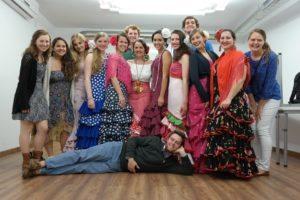 Programme d'Étude à l'Étranger à Séville