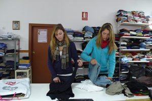 Programme de bénévolat à Cadix
