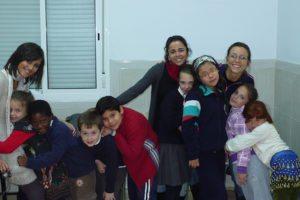 Programme für gemeinnützige Arbeit in Sevilla