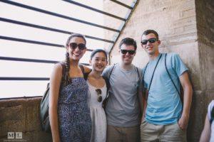 Sommer in Sevilla - Spanische Sprache und Kultur