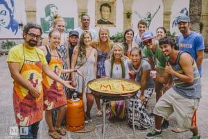 Study abroad Sevilla, Spain