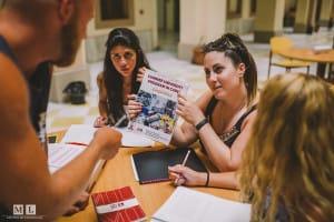 Summer university program in Cadiz