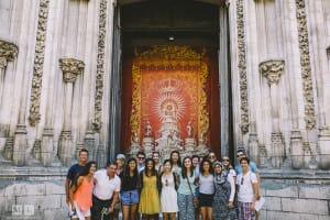 Viajes escolares a España para estudiantes de Secundaria