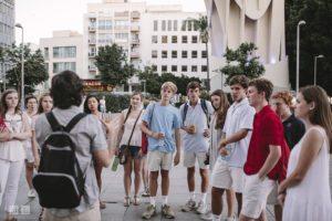actividades culturales - AP Literatura española en España