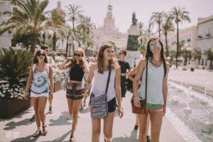 actividades culturales - curso de español AP en Cádiz