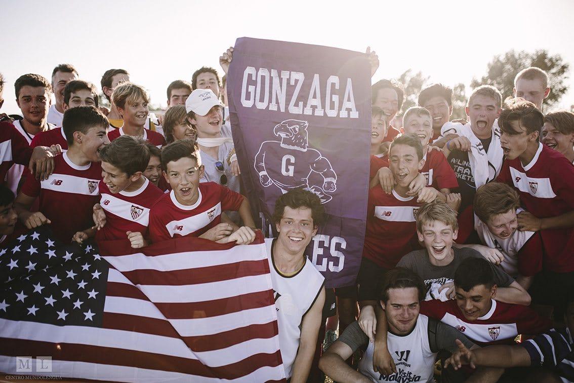 Programa de Fútbol y Español en Sevilla