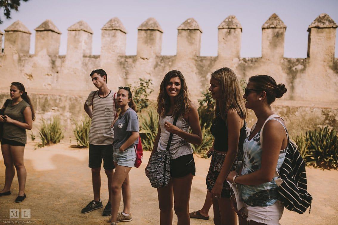 Voyage linguistique à Cadix