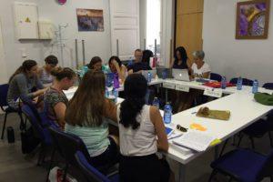 AP Spanish for teachers in Madrid