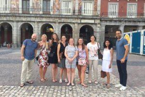 AP Summer Institute for teachers in Spain