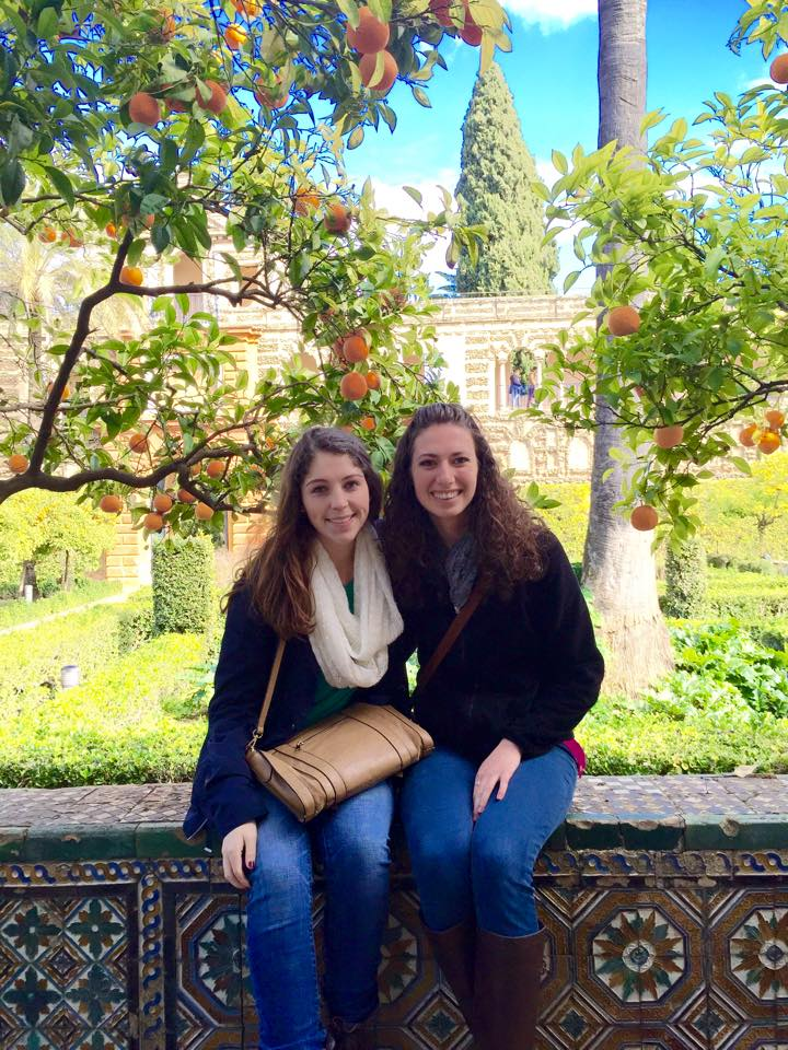 Studying abroad in Seville