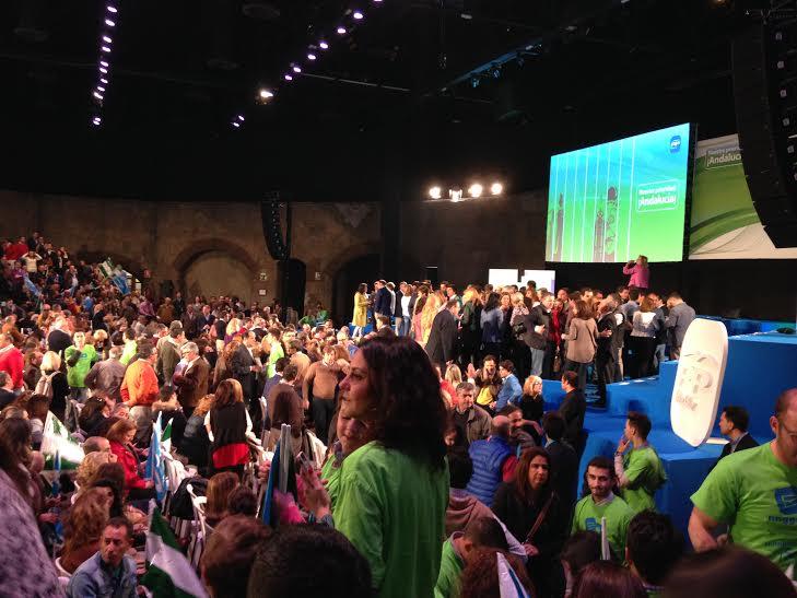 Spanish political event