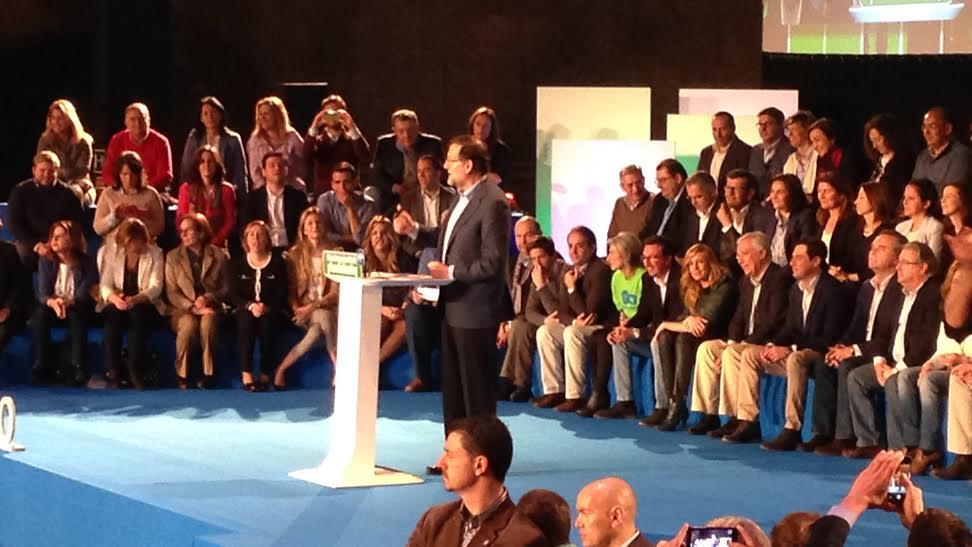 Rajoy speech