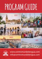 Program guide – High School 2015-2016