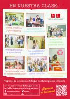 Poster pour la classe d´espagnol 2