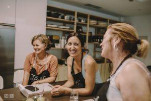 Clase de cocina española en Sevilla - Curso de español, gastronomía y cultura en España