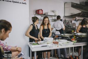 cursos de cocina en Sevilla