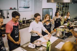 talleres de cocina en Sevilla