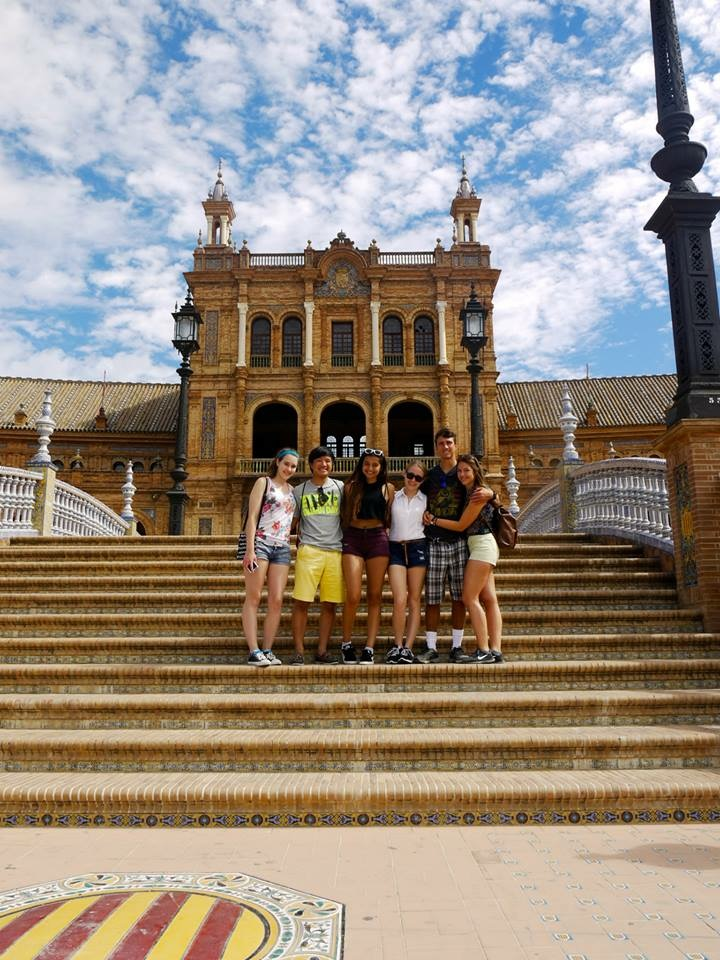 Our excursion in Seville with MundoLengua