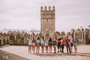 Excursion à Cadix - cours d´espagnol IB en Espagne
