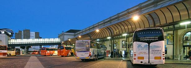 Bus Station Transportation