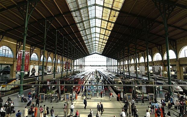 Train Station Transportation