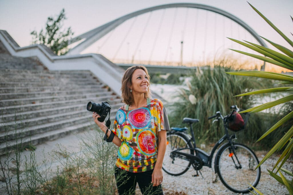 Visiting Sevilla by bike - one of the best things to do in Sevilla