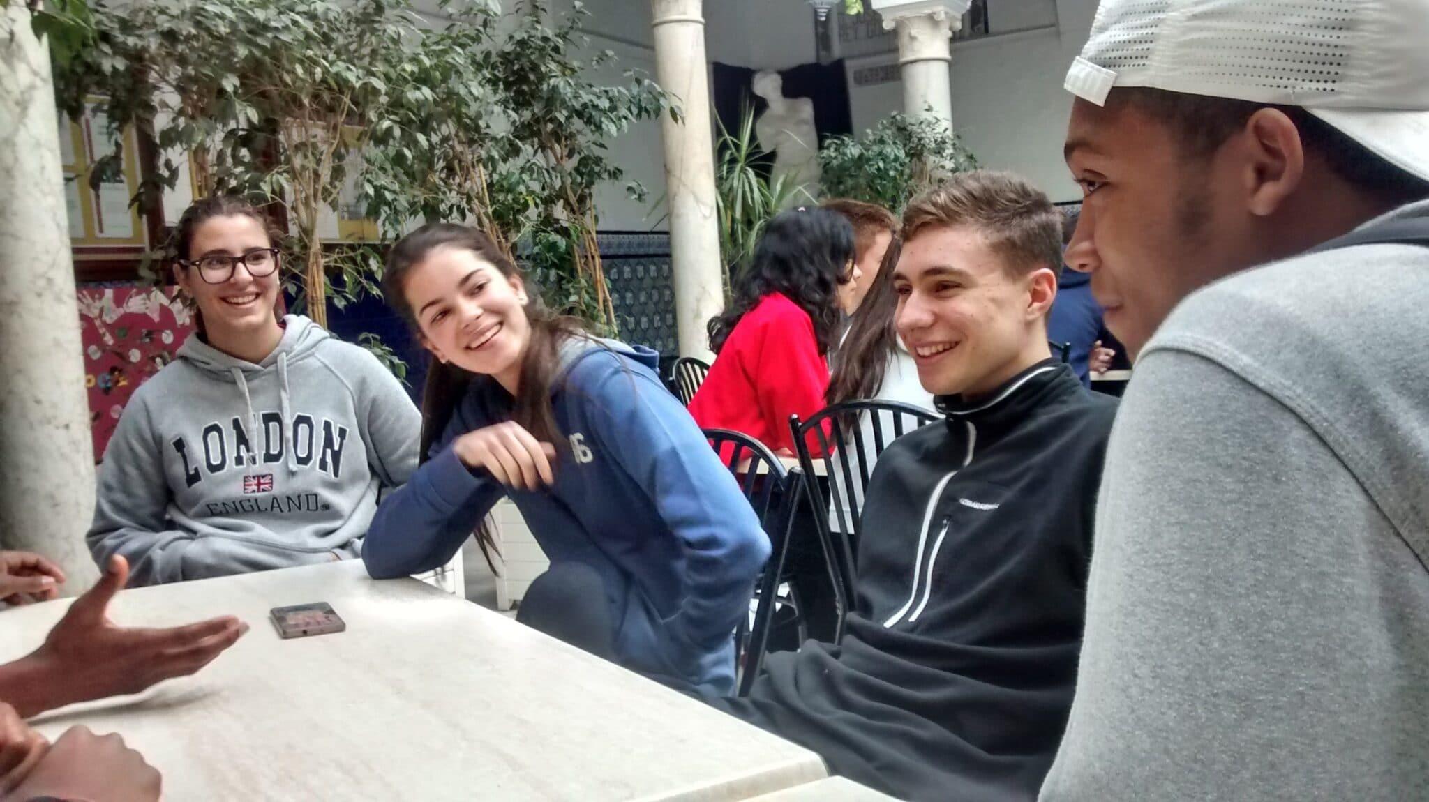 Harverford - study abroad Sevilla