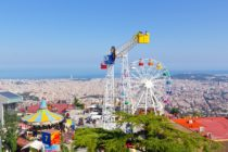 Tibidabo - study abroad Barcelone