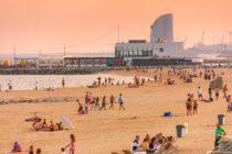 Barceloneta - study abroad Barcelonja